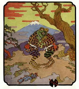 japanese-frog-fairytale